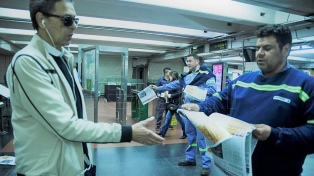 Metrodelgados advierten que pararán mañana las lineas B y D