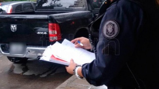"Informan que las ""picadas"" automovilísticas se concentraron en 8 calles"