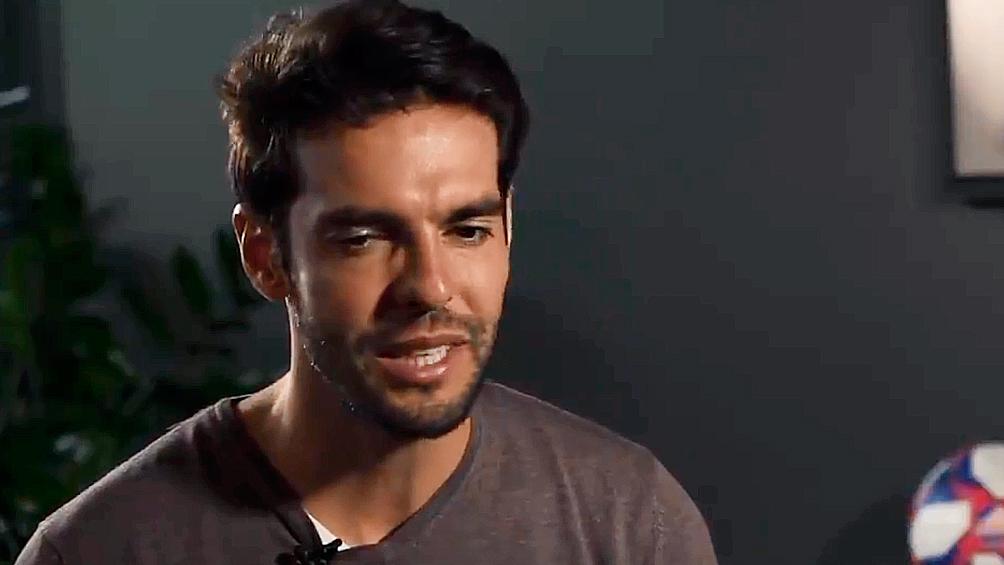 """Kaká: """"River tiene una buena ventaja y la eliminatoria está a su favor"""""""
