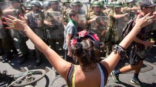Denuncian otro caso de violencia sexual contra un manifestante a manos de Carabineros
