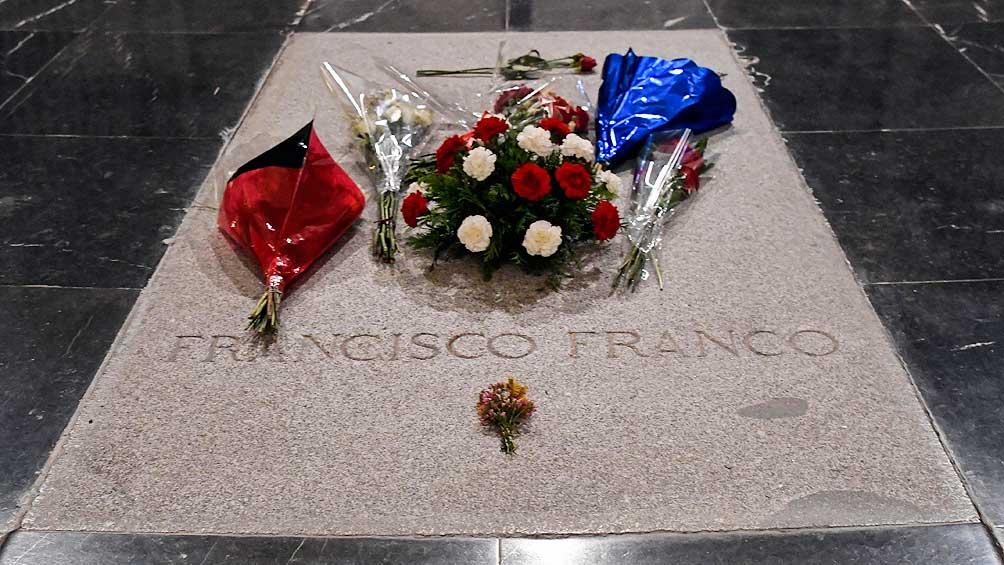El operativo para exhumar a Franco será rápido y bajo extrema seguridad