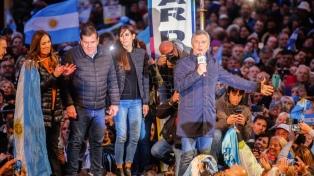 """Macri pidió """"no caer en falsas promesas"""" y llamó a """"cuidar el voto"""" el domingo"""