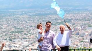 """Lavagna cerró su campaña en Salta y dijo que """"el domingo vamos por mucho más"""""""
