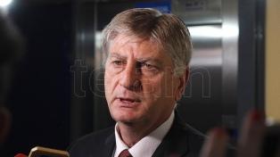 Ziliotto se mostró satisfecho por acuerdo con Nación por deuda con la provincia