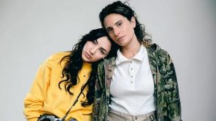 """Thelma Fardín y Victoria Raposo en """"Nahuelito"""", en El Método Kairós"""
