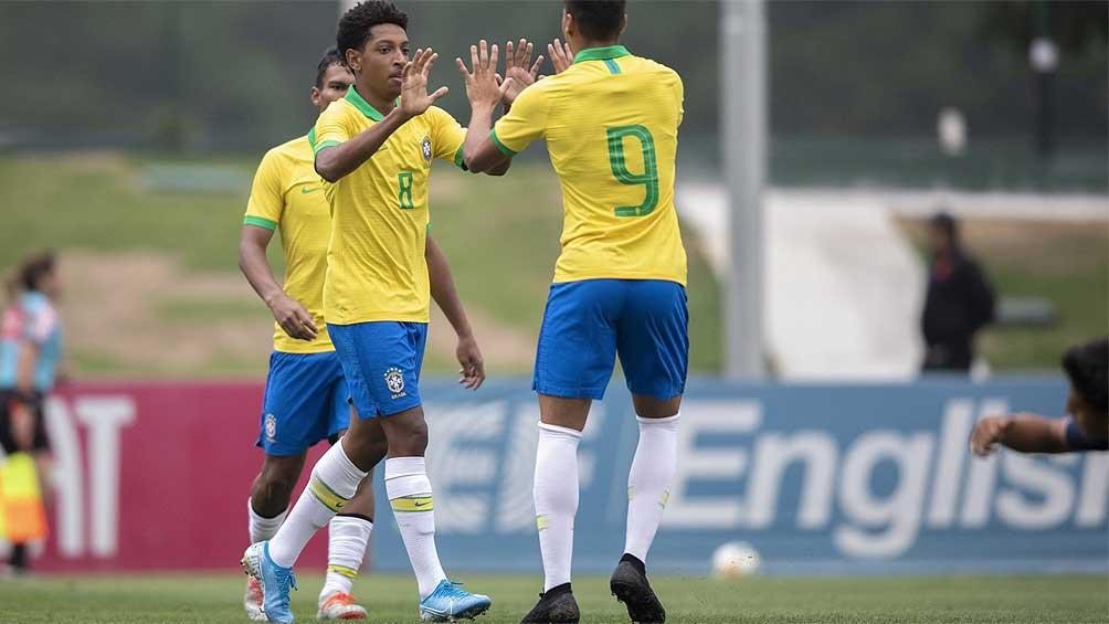 Comienza el Mundial Sub-17 con el debut de dos candidatos: Brasil y Nigeria