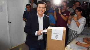 """Zamora: """"Hoy se vive un clima de esperanza y expectativa en la gente"""""""