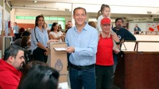El gobernador llamó a la unidad de todos los sectores políticos y sociales