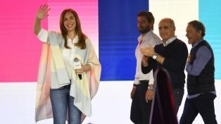 """Vidal: """"Espero que empecemos juntos una transición democrática en conjunto"""""""