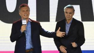 """Macri felicitó a Fernández y prometió ejercer """"una oposición sana y constructiva"""""""