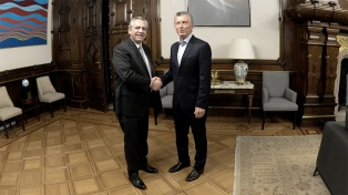 Macri traspasará el mando a Alberto Fernández en el Congreso