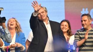 Alberto Fernández le agradeció el saludo a Merkel y se refirió al acuerdo Mercosur-UE
