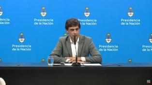 Lacunza justificó el endeudamiento y afirmó que hay recursos para pagar vencimientos