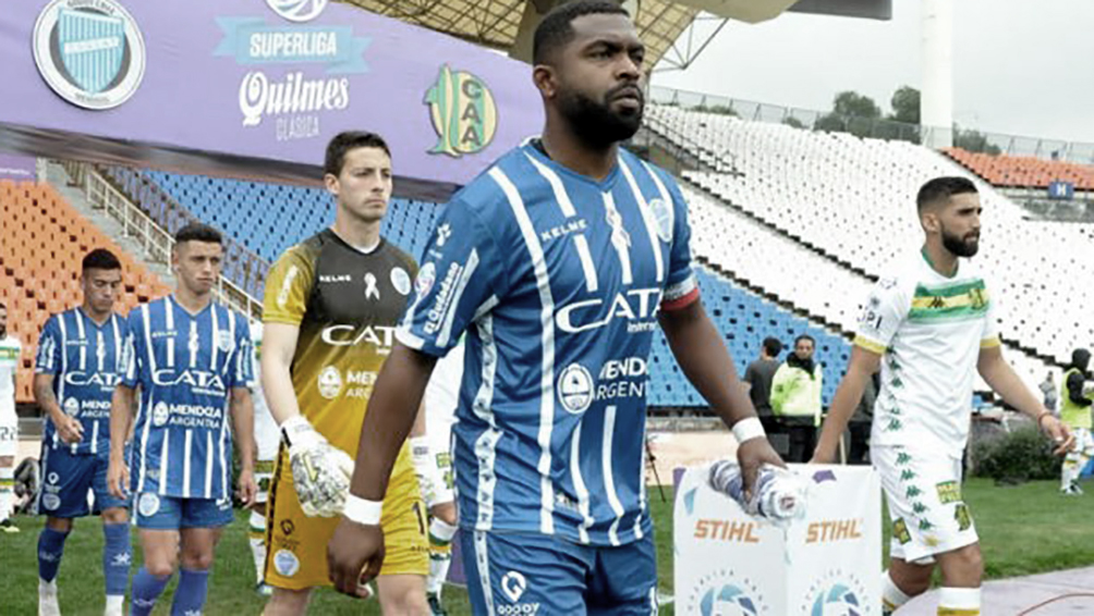 Godoy Cruz juega ante Aldosivi en Mendoza