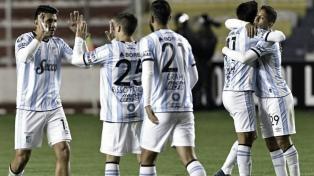 Atlético Tucumán sufrió pero se llevó la victoria ante Patronato