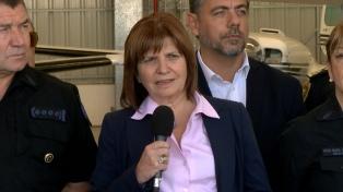 """Patricia Bullrich, sobre la transición: """"Hasta ahora no ha habido ningún tipo de contacto"""""""