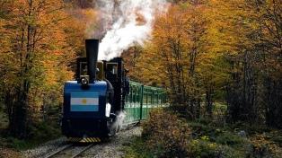 El Tren del Fin del Mundo, que cumplió 25 años, es un imperdible de Ushuaia
