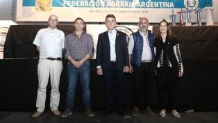 Desde Federación Agraria pedirán al próximo gobierno que trabaje para las economías regionales