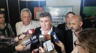 """El presidente de Federación Agraria afirmó que la segmentación impositiva rural """"genera equilibrio"""""""