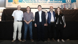 """La Federación Agraria Buenos Aires afirma que """"son un muy mal impuesto"""""""