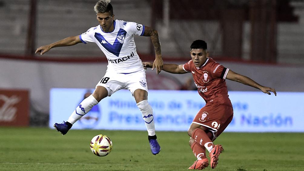 Vélez recibe en Liniers a Huracán y quiere seguir en racha positiva