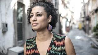 abatieron a uno de los sospechosos del asesinato de la activista Marielle Franco