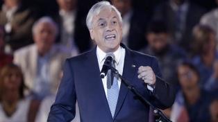 Piñera anunció un proyecto de ley para que las FFAA protejan infraestructura sin un estado de excepción