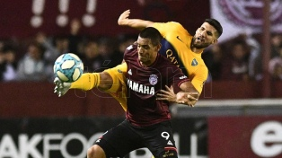 """Boca cayó en su visita a Lanús y el """"Granate"""" lo pasó en la tabla"""
