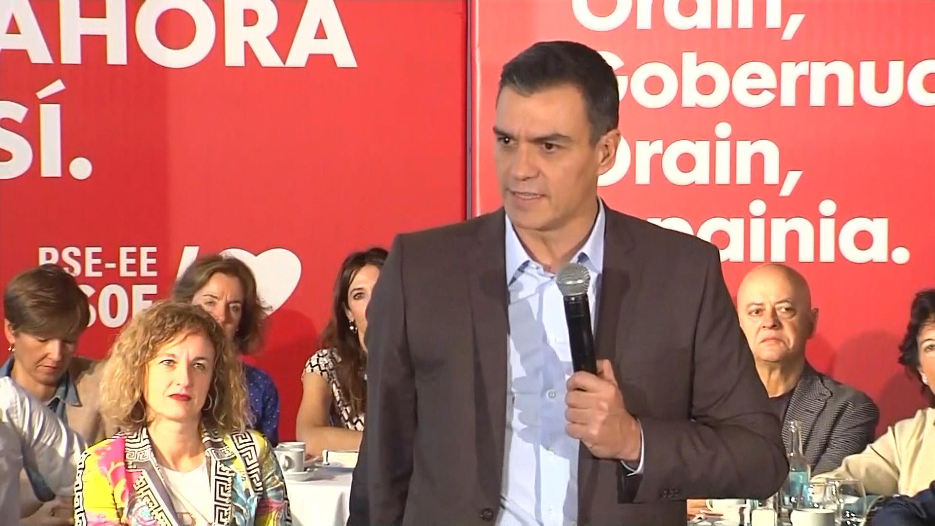 Sánchez se jacta de controlar la Fiscalía y provoca la irá de los independentistas