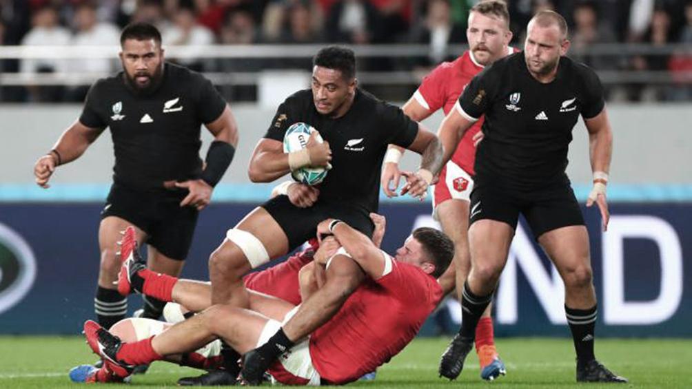 Nueva Zelanda derrotó a Gales y se quedó con la medalla de bronce