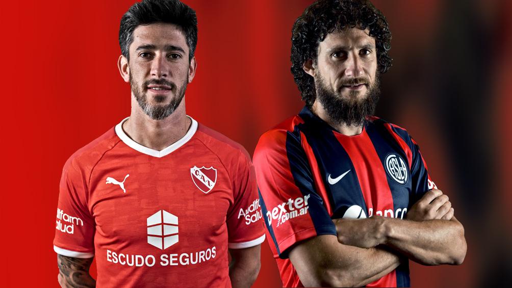 Independiente y San Lorenzo jugarán el clásico en Avellaneda