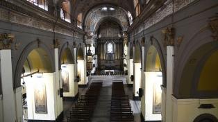 """Estudian una """"restauración integral"""" de la parroquia de la Inmaculada Concepción"""