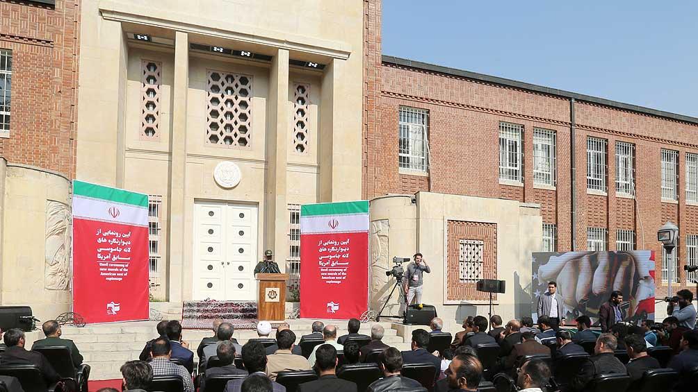 A 40 años de la toma de la embajada estadounidense en Irán