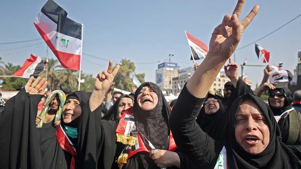 Seis semanas de protestas dejan más de 300 muertos y 15.000 heridos