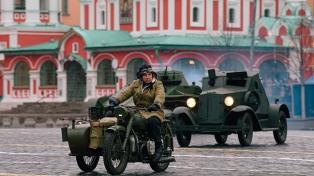 Moscú se prepara para recordar el desfile del 7 de noviembre de 1941