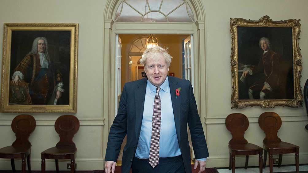 Johnson descartó de plano la posibilidad de que Escocia tenga un nuevo referendo independentista