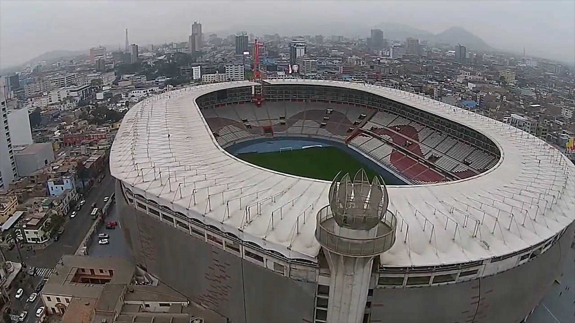 Así es el estadio donde se jugará la final de la Libertadores