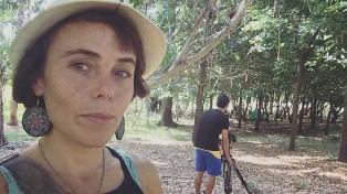 """Daiana Rosenfeld propone todo un viaje sanador a partir de """"Mujer medicina"""""""