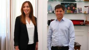 Kicillof pide a Vidal información sobre presupuesto, estructura, personal y programas