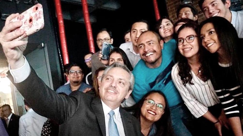 MÉXICO: Fernández dijo que hubo «mucha comprensión» de Trump y habló del FMI