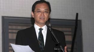 """El nuevo embajador de Japón dijo que buscarán """"afianzar los lazos"""""""