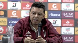 """Gallardo admite que su equipo no tuvo """"frescura ni rebeldia"""" tras la derrota en Nuñez"""