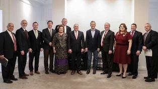 Macri recibió a congresistas de Estados Unidos