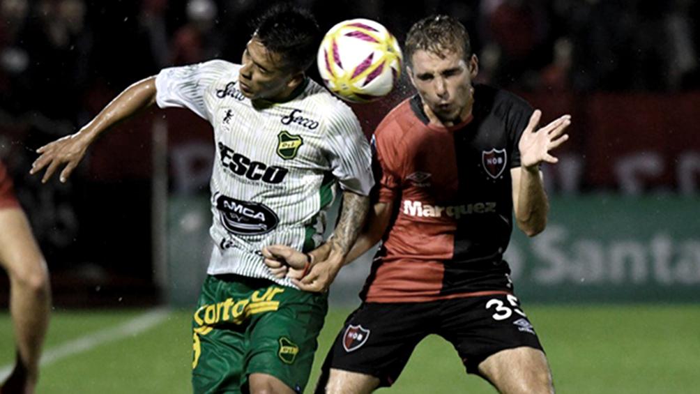Newell`s recibe a Defensa y Justicia en Rosario