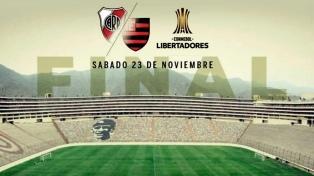 Conmebol habilita más de 4 mill entradas para la final en Lima