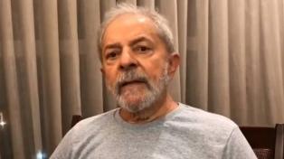 """Lula: """"Estoy libre y con mucho deseo de luchar"""