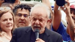 """Lula dijo que decidió ir a la cárcel y no al exilio para """"probar la mentira"""" en su contra"""