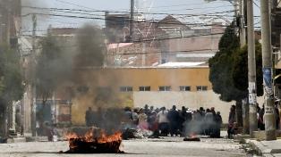 La crisis en Bolivia y la definición de golpe de Estado