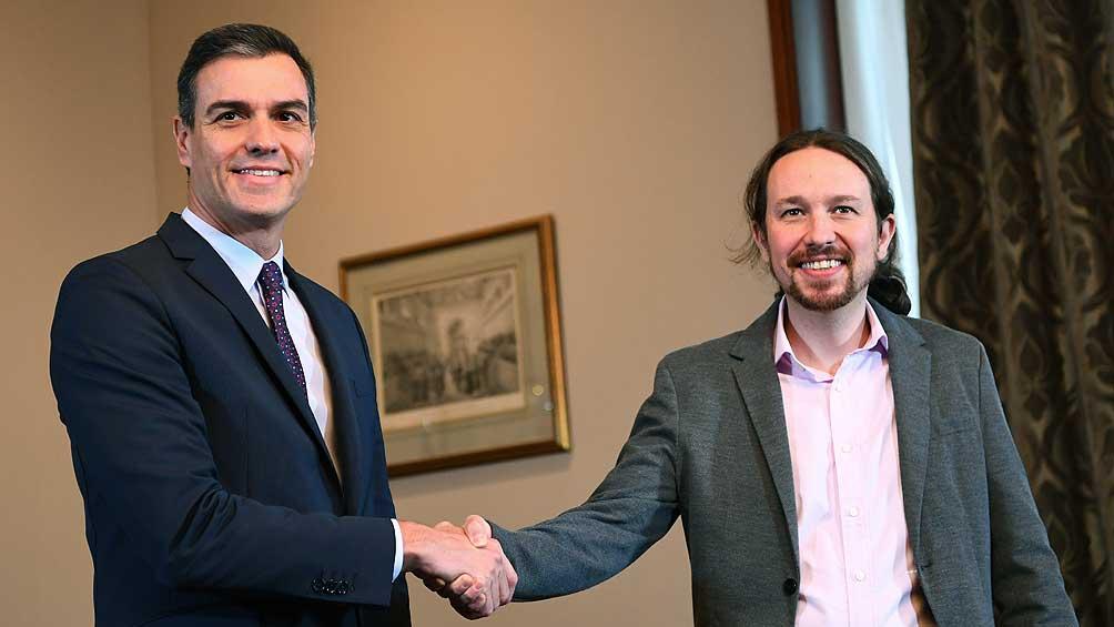 La coalición de izquierda, pendiente de una consulta independentista en Cataluña