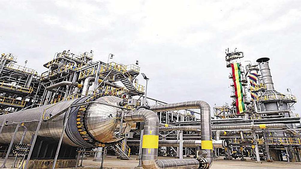 Se podría interrumpir suministro de gas hacia la Argentina por